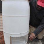 OurWorm Barrel-- 35-gallon